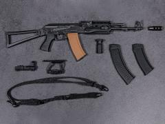1/6 Scale Damtoys Elite Firearms Series 2 AK-74M Set (Black)