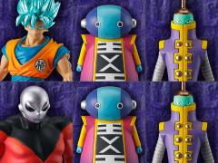 Dragon Ball Super HG Space Survival Set Exclusive