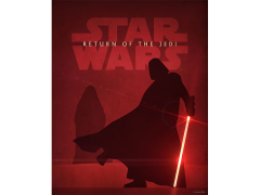 Star Wars Return of the Jedi Lithograph