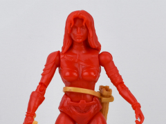 Heavy Metal Taarna (Test Shot) SDCC 2019 Exclusive