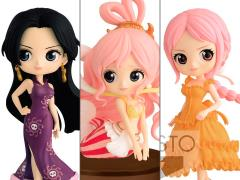 One Piece Q Posket Petit Vol. 3 Set of 3