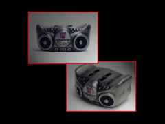 Transformers APS-03 Mini Frenzy (Boombox) Exclusive
