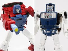 Master Mini MM-VI Boost & MM-VII Hatch Metallic Set (Cartoon Ver.)