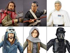 "Star Wars: The Black Series 6"" Wave 19 Set of 6"