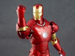 Iron Man MMS75 Mark III 1/6th Scale Collectible Figure
