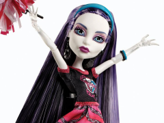 Monster High Ghoul Spirit Spectra Vondergeist