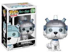 Pop! Animation: Rick & Morty - Snowball