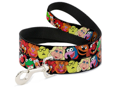 The Muppets Faces Dog Leash