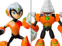 Mega Man: Fully Charged Deluxe Wave 1 Set of 2 Figures
