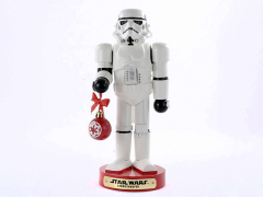 Star Wars Stormtrooper & Ornament Nutcracker