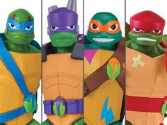 Rise of The TMNT Giant Wave 1 Set of 4 Figures
