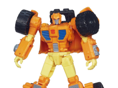Transformers Thrilling 30 Deluxe Scoop