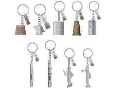 Doctor Who Wave 1 Box of 16 Collectible Keychains
