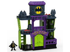 DC Super Friends Imaginext Arkham Asylum