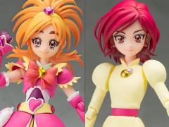 PreCure S.H.Figuarts Cure Bloom & Michiru Set Exclusive