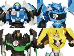 Transformers Robots in Disguise Warriors Wave 1 - Set of 4
