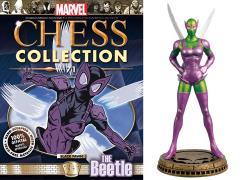 Marvel Chess Figure Collection #71 - The Beetle Black Pawn