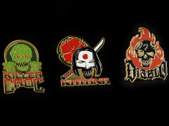 Suicide Squad Lapel Pin Set 02