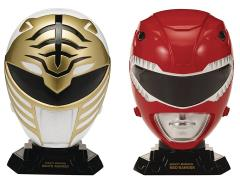 Mighty Morphin Power Rangers Legacy 1/4 Scale Helmet Set