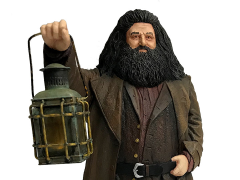 Harry Potter and the Sorcerer's Stone Hagrid Premium Motion Statue