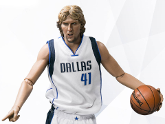 Real Masterpiece 1/6 Dirk Nowitzki