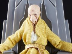 "Star Wars: The Black Series 6"" Supreme Leader Snoke (Throne Room) Exclusive"