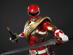 Mighty Morphin Power Rangers Premium Collectibles Red Ranger Statue