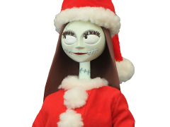 Santa Sally Coffin Doll Unlimited Edition