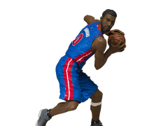 NBA Sportspicks Series 31 Andre Drummond (Detroit Pistons)