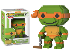 8-Bit Pop!: TMNT - Michelangelo