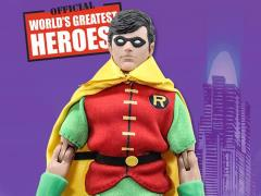 "Batman World's Greatest Heroes Robin 8"" Retro Figure"