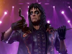 Alice Cooper 1/6 Scale Figure