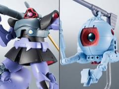 Gundam Robot Spirits MS-09R Rick Dom and RB-79 Ball (Ver. A.N.I.M.E.) Exclusive