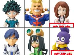 My Hero Academia World Collectable Figure Vol.1 Set of 6 Figures