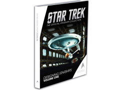 Star Trek Designing Starships Volume One