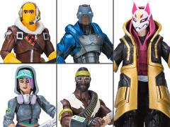 Fortnite Solo Mode Wave 1 Set of 5 Figures