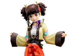 Kabaneri of the Iron Fortress Mumei (Tanabata Ver.) 1/7 Scale Figure