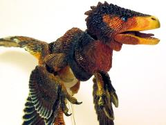 Beasts of the Mesozoic: Raptor Series Zhenyuanlong suni (Fan's Choice) Deluxe Figure