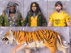 The Walking Dead Shiva Force (Color) Four Pack SDCC 2017 Exclusive