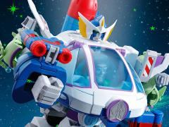 Toy Story Chogokin Combination Buzz The Space Ranger Robo