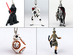 Star Wars: The Force Awakens Mascot Bag of 10 Capsule Figures