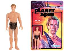 Planet of The Apes ReAction Taylor Figure