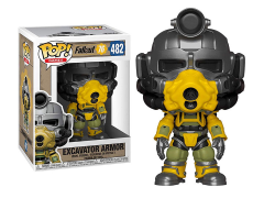 Pop! Games: Fallout 76 - Excavator Armor