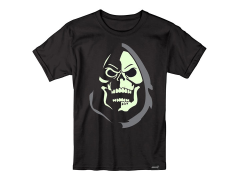 Masters of the Universe Skeletor Minimal (Glow In The Dark) T-Shirt
