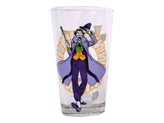 DC Comics Toon Tumblers Joker Pint Glass