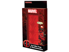 Marvel Deadpool Logo Ice Cube Tray