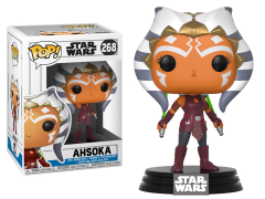 Pop! Star Wars: The Clone Wars - Ahsoka