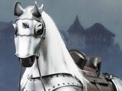 Saint Knight War Horse 1/6 Scale Figure
