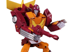 Transformers Masterpiece MP-40 Targetmaster Hot Rodimus With Collector Coin