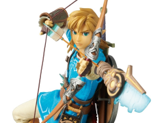 The Legend of Zelda: Breath of the Wild Real Action Heroes No.764 Link